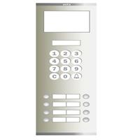 Placa Compact Digital Alfanumèrica T S5 204
