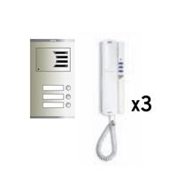 Kit de Porter Compact Digital de 3 línies