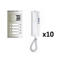 Kit de Porter Compact Digital de 10 línies