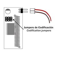 Emisor para timbre digital inalámbrico