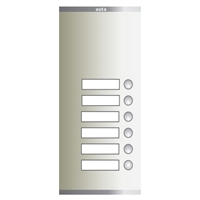 Placa Compact digital Polsadors P S3 106