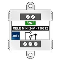 Relé auxiliar 24V mini