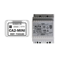 Kit conmutador CA-2 mini + alimentador ATF12