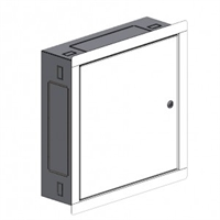 Registre secundari encastable EI 30 45x45x15 cm