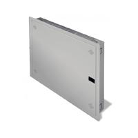 Registro Terminación Red RTR 600x500x80mm empotrable y puerta de plástico