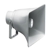 Altavoz de bocina rectangular de 10 W 118 dB, ABS IP65