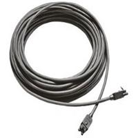 Cable fibra óptica de plástico 0,5 m. con conectores Praesideo
