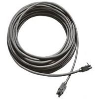 Cable fibra óptica de plástico 10 m. con conectores Praesideo