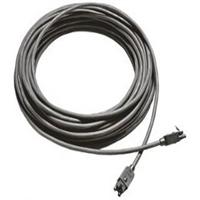 Cable fibra óptica de plástico 50 m. con conectores Praesideo