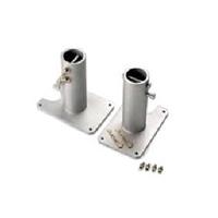 Soporte metálico para montaje en techo