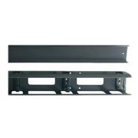Pasacables vertical 42U para armario 800
