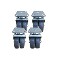 Ruedas para armario RACK F600/900 (4 uds)