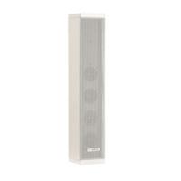 Columna metàl.lica 20W/105dB blanca EVAC IP65