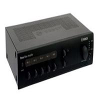 Amplificador mesclador Plena 120W 1 zona 4 ent micro + 1 música