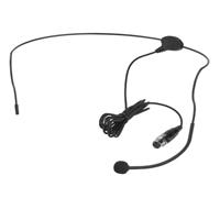 Micròfon sense fils de diadema, omnidireccional