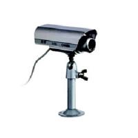 Càmera exterior B/N amb braç orientable