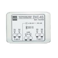 Distribuidor vídeo DVC-4S Sistema Coaxial