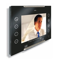 Monitor AVANT Intercom No Coax 6H Negro
