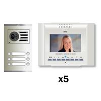 Kitvídeodigital6HColorE-CompactblancS25 línies