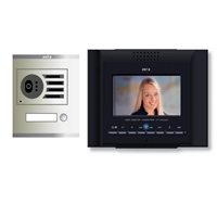 Kit video digital Visualtech 5H Color E-Compact negro S1 1 línea