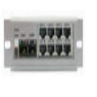 Distribuidor Hub Plug&play 8 salidas