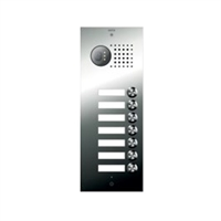 Placa inox Digital FV Visulatech 5H Color S4 107