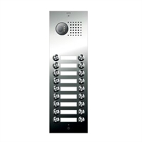 Placa inox digital FV Visualtech 5H color S5 209