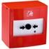 Polsador manual d'alarma convencional via ràdio - Item3