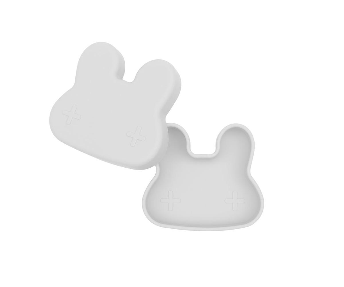 Caja almuerzo snakies bunny gris - Ítem2