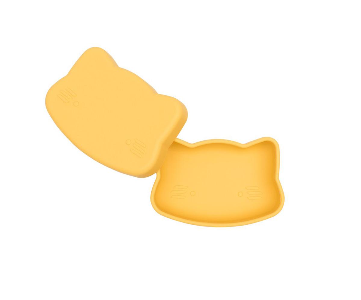 Caja almuerzo snakies cat amarillo - Ítem2