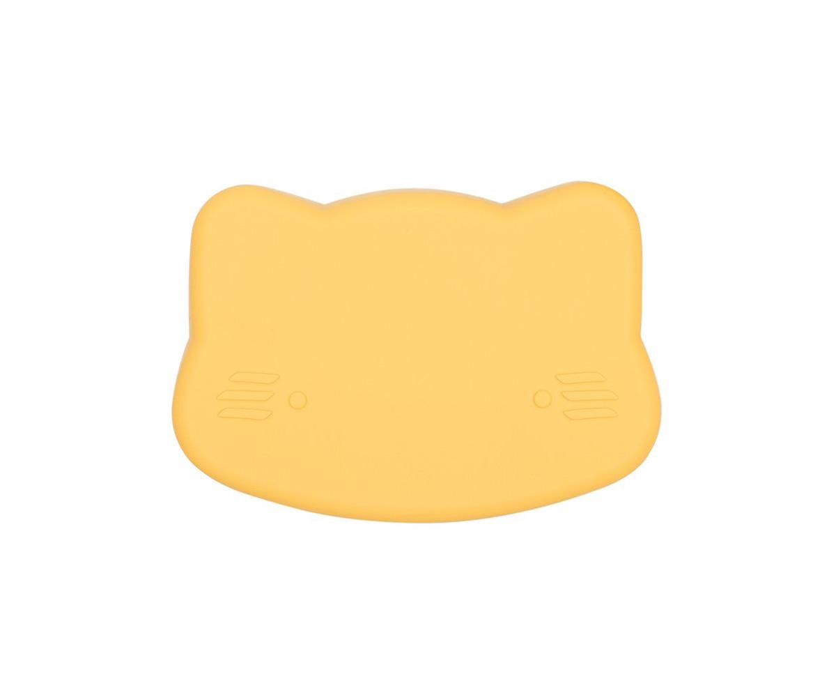 Caja almuerzo snakies cat amarillo - Ítem1