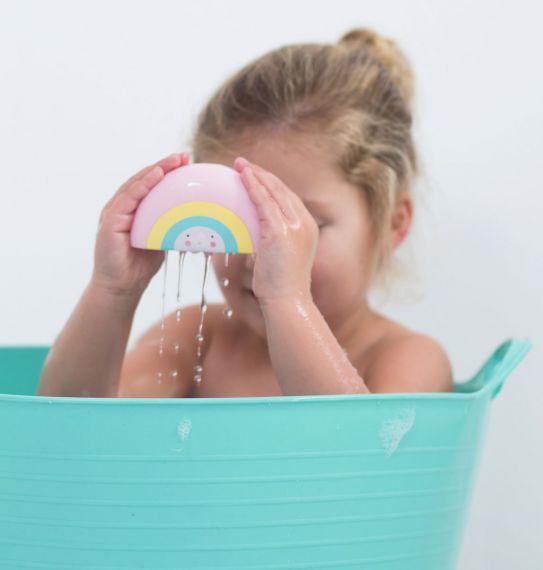 Juguete de baño arcoiris - Ítem2