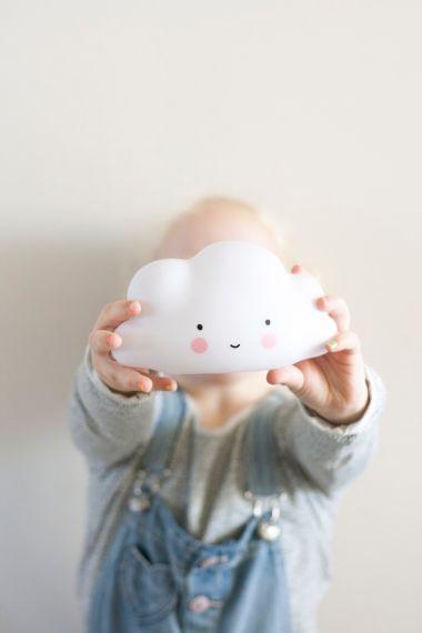 Mini luz nube white - Ítem1