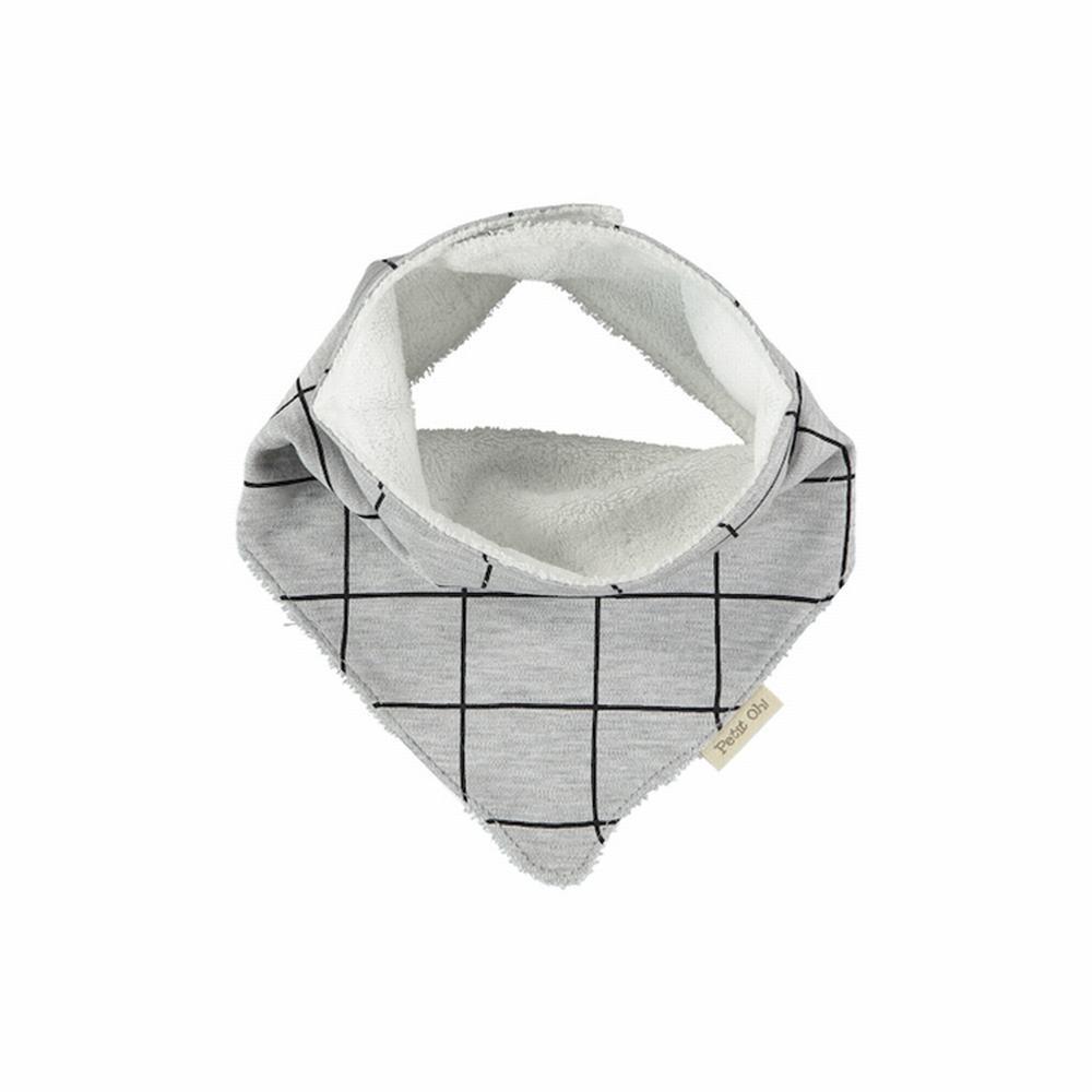 Bandana gris square