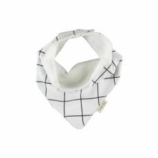 Bandana blanca square