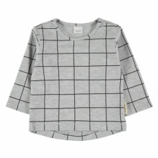 Camiseta grey square
