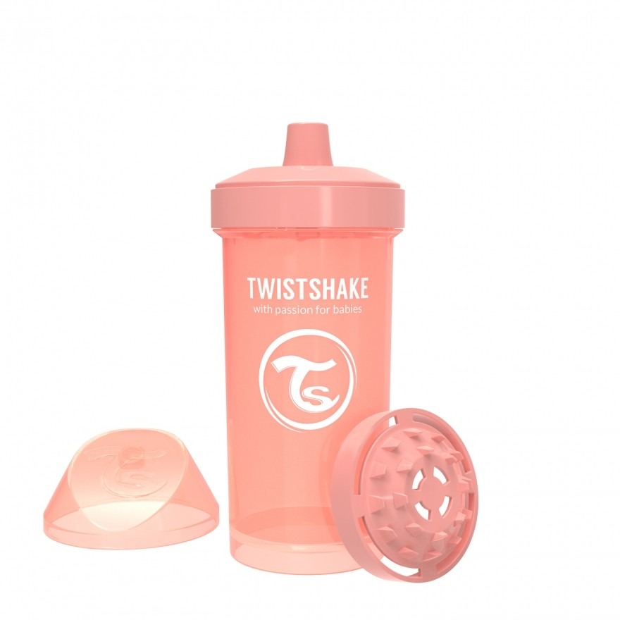 Kid cup 360ml coral
