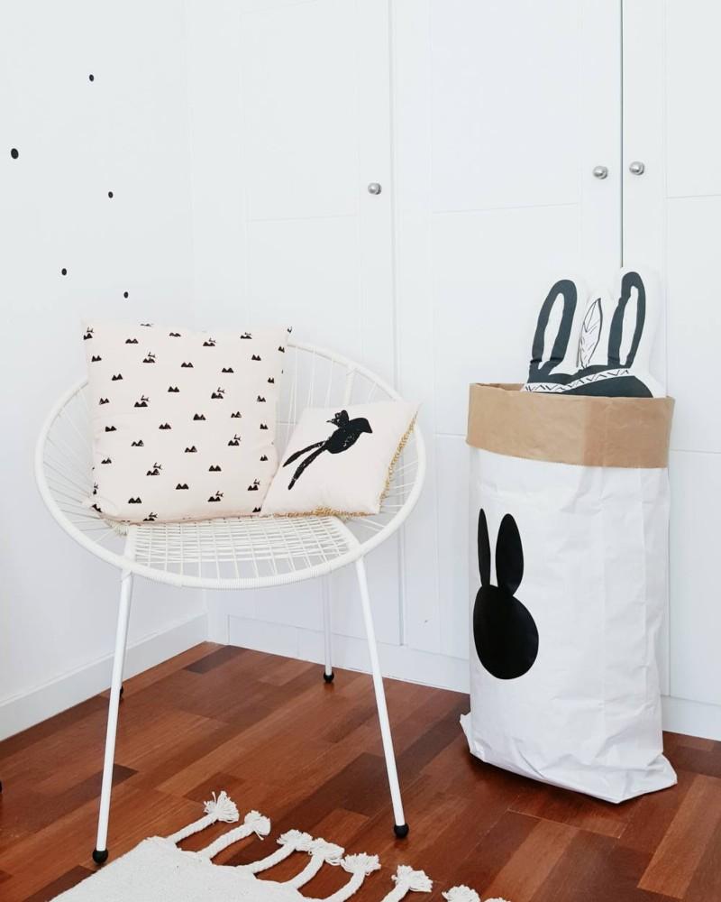 Saco organizador de papel grande Bunny original - Ítem1