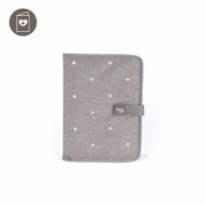 Portadocumentos gaby gris
