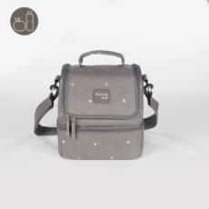 Bolsa comiditas gaby gris