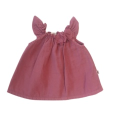 Vestido teja Petit Indi