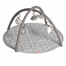 Activity play mat, grey