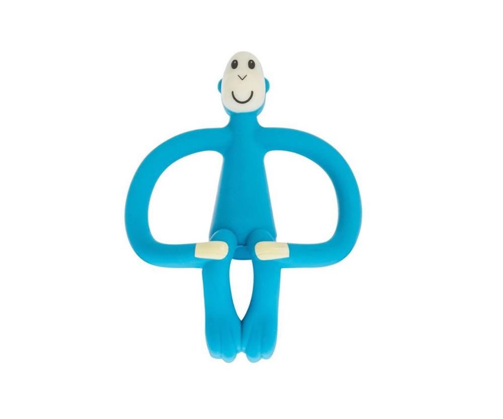 Mordedor mono azul