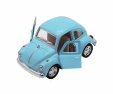 Coche Beetle azul