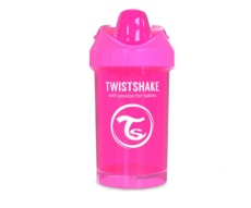 Vaso Twistshake Fruit Splash rosa 300cc
