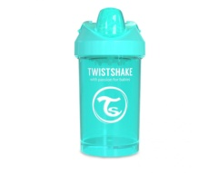 Vaso Twistshake Fruit Splash turquesa 300cc