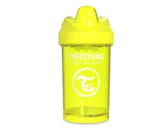 Vaso Twistshake Fruit Splash amarillo 300cc