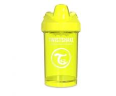 Vaso Twistshake Fruit Splash amarillo 300cc