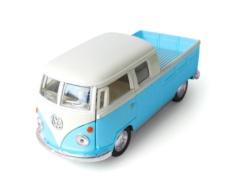 Furgoneta azul VW