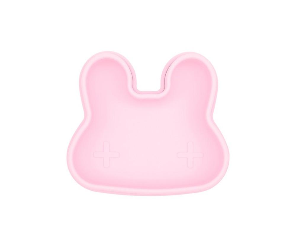 Caja almuerzo snakies bunny rosa